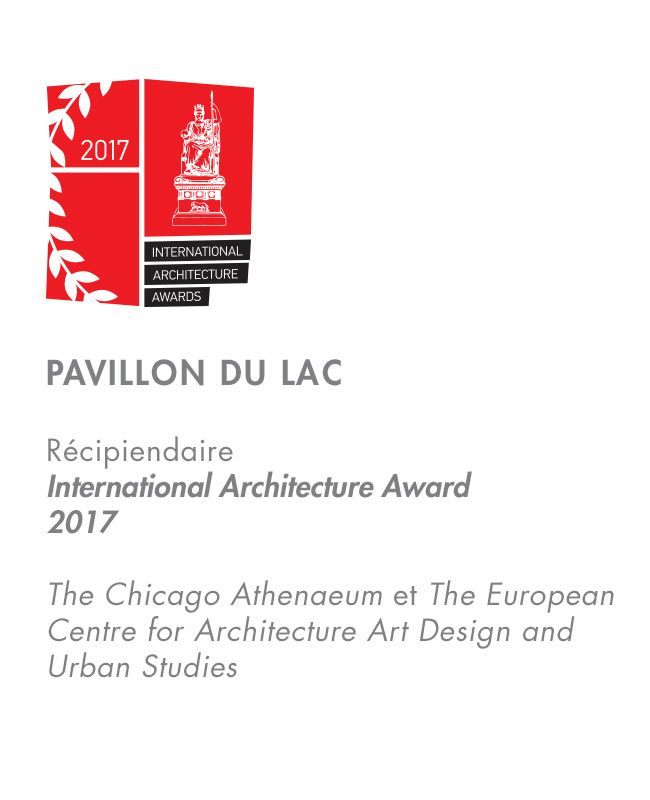 international architecture award 2017 daoust lestage